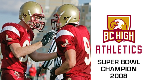 John Jakobowski - We began training his sophomore year and by his senior season John helped lead BC High to their first D1 Super Bowl Championship in 8 years
